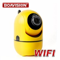 Super Mini Wireless Security IP Camera Wifi IR Cut Night Vision Two Way Audio Recording Surveillance