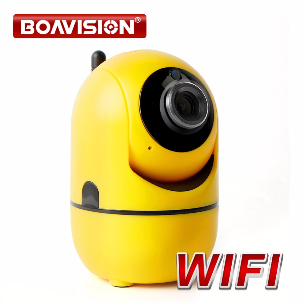 Super Mini Wireless Security IP Camera Wifi IR-Cut Night Vision Two Way Audio Recording Surveillance Network Indoor Baby Monitor easyn a115 hd 720p h 264 cmos infrared mini cam two way audio wireless indoor ip camera with sd card slot ir cut night vision