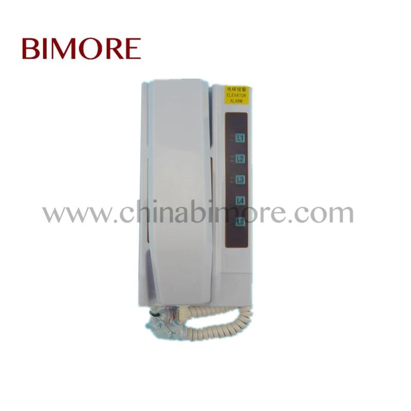 XAA25302M2 Elevator Alarm Intercom Lift spare parts kone elevator display pcb km853320g02 lift spare parts