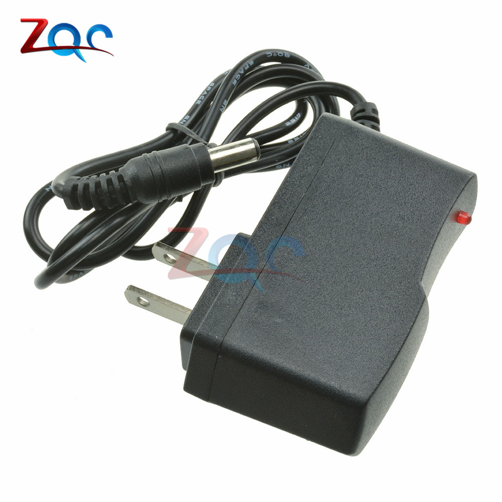 AC Input 100-240V Converter Adapter 9V 1A AC DC Power Supply Charger Adapter USA