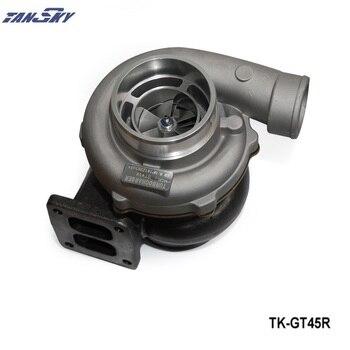 GT45R turbosprężarki A/R. 70/R 1.00 T4 V-zespół Turbo chłodzone olejem TK-GT45R