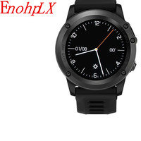 EnohpLX H1 3g android smart watch h1 vs qw09 d5 smartwatch with gps wifi heart rate monitor google paly music for android/IOS
