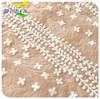 0 5M White Jacquard Embroidery Wall Glass Yarn Cos Clothing Decorative Veil Wedding Dress Blouse Shooting
