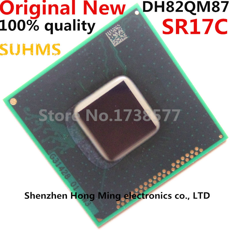 100% New DH82QM87 SR17C BGA Chipset100% New DH82QM87 SR17C BGA Chipset