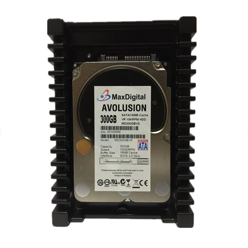 VelociRaptor 300GB 3.5inch SATA 16M 10000RPM Server HDD Warranty for 1yera