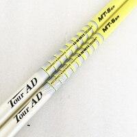 Новый Гольф Вал Тур AD MT-6 Высококачественная деревянная графитовая клюшка для гольфа S или SR flex на выбор 3 шт./партия приводной вал для гольфа ...
