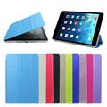 Drop shippingSimpleStone Ultra Slim Tri Fold Stand Leather Case Cover For iPad Mini 1 2 3 Retina May29 mosunx