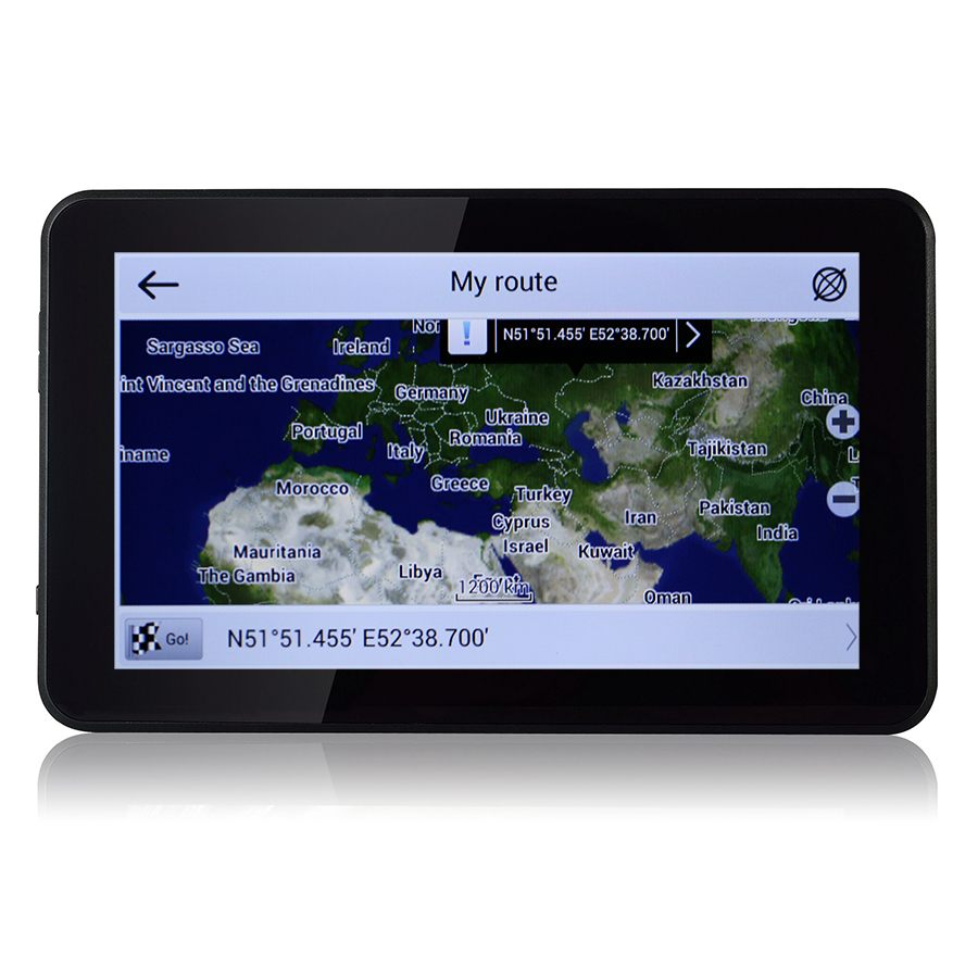 Otstrive 7 inch GPS Navigation Android C