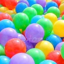 Бал fun ball океан kid красочный плавать младенца мягкие игрушка пластиковые