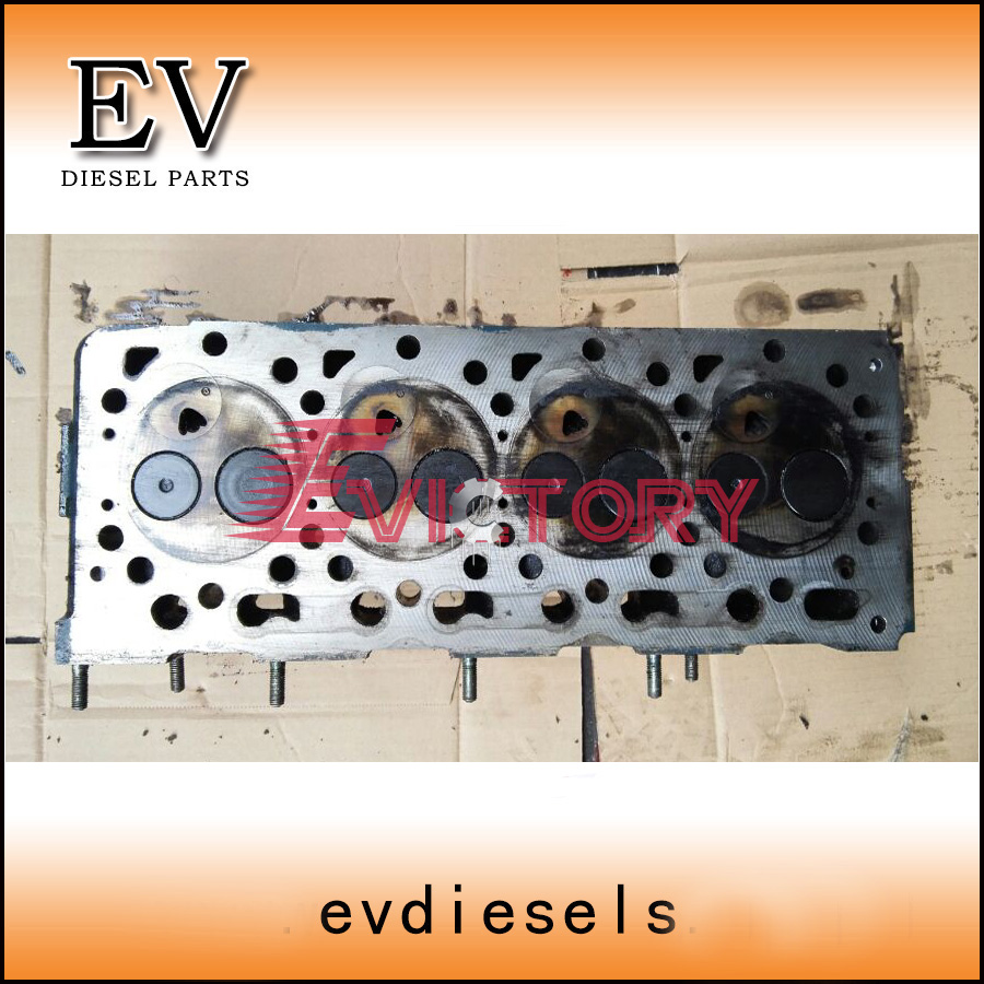 for kubota kx71h kx91 excavators v1505 v1505t cylinder head assy genuine good condition in pistons rings rods parts from automobiles motorcycles on  [ 900 x 900 Pixel ]
