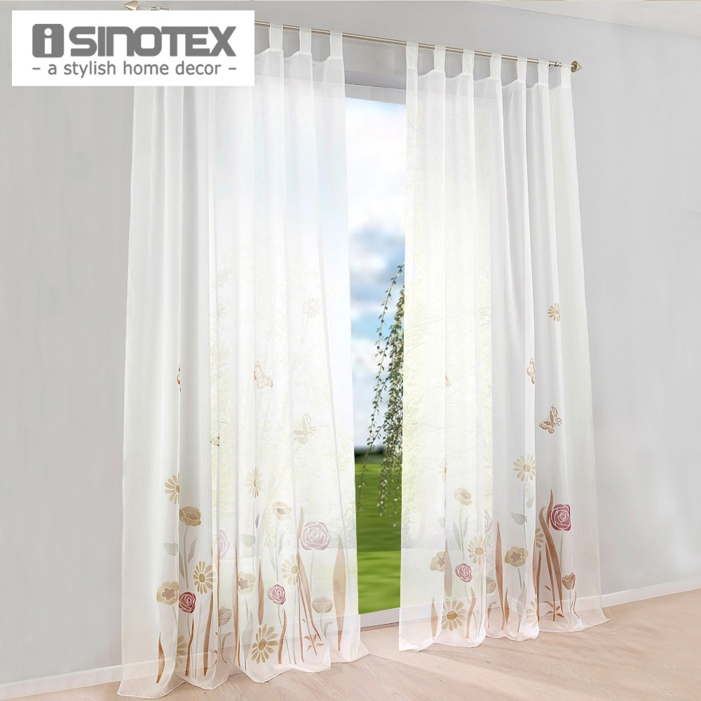 Online Buy Wholesale beautiful curtains from China beautiful ...