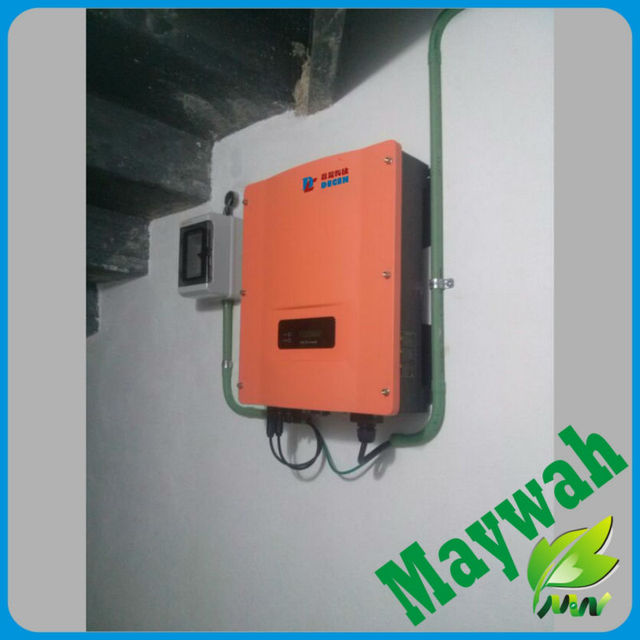 MAYLAR@ String Grid Tie Inverter 1500W 220VAC 50Hz/60Hz 97%High Efficiency High Quality Applicable To Various Countries