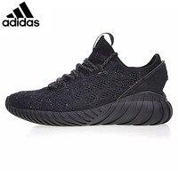 Adidas Tubular Doom носок PK Для мужчин; спортивная обувь для бега обувь, оригинальный амортизирующие удобная обувь BY3559