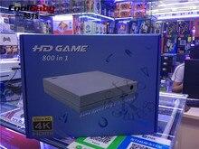 2018 NOVO Ultra HD Embutido 800 Jogos de Consola de jogos de Vídeo 4 K Saída HDMI TV Família Retro TV Jogador Do Jogo com 32G TF