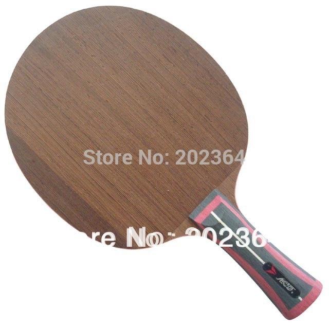 Galaxy / Milky Way / Yinhe NW-51 ( Wenge Nano 51) Attack+Loop Table Tennis Blade for PingPong Racket