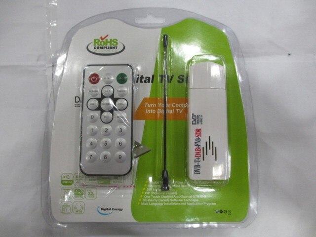 DVB T FM DAB USB DVB-T RTL2832U FC0013B SDR WMA Antenna FM TV Radio (E4000) Receiver