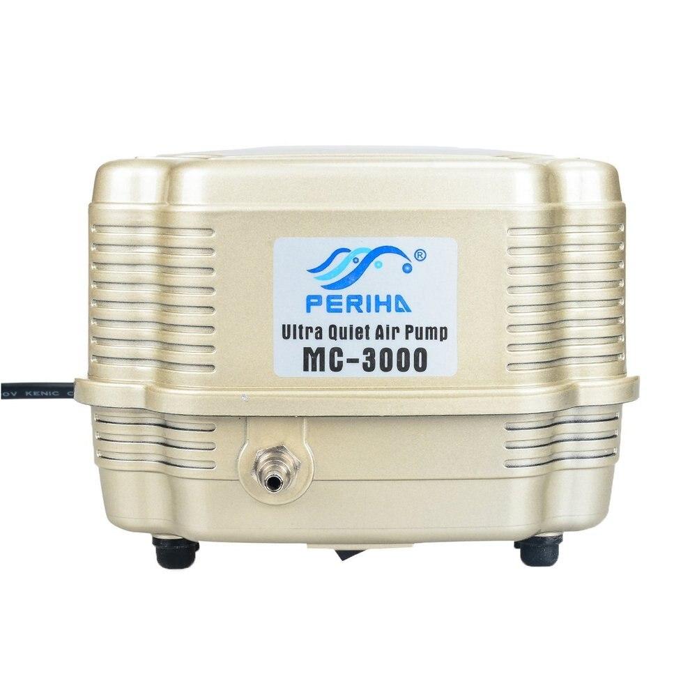 NCFAQUA Super Quiet Commercial Oxygen Air Pump for Septic Tank Koi Fish Pond Hydroponics System Aquarium Air Compressor 16L/min