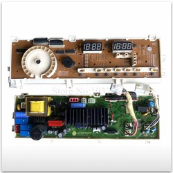 95% new for washing machine WD-C12115D 6870EC9184A 6870EC9159B computer board Display panel set