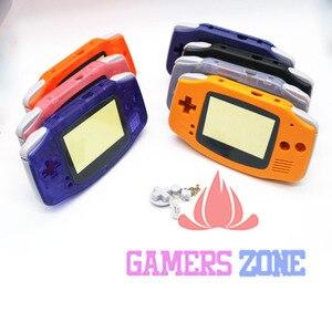Image 3 - 14PCS  Full Housing Shell Pack for Nintendo Gameboy Advance GBA