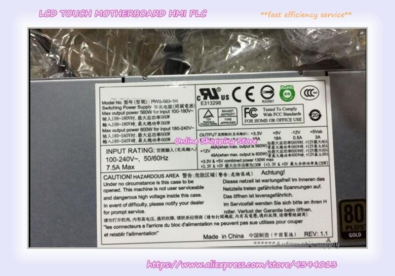 все цены на For PWS-563-1H Gold certification Server industrial power supply онлайн