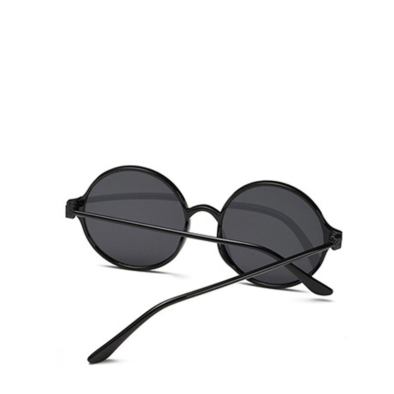 Men Retro Blackblack Mirror blackpurple Designer blackred Shades Brand blacksilver blackgreen Fashion Sun Glasses blackgold blackblue For Sol Oculos Women Oversized Vintage De Sunglasses Round tqSxTr4t