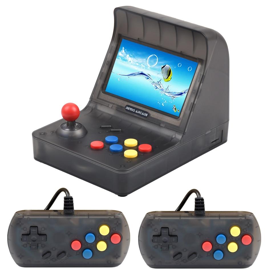 Draagbare Retro Mini Handheld Game Console 4.3 Inch 64bit 3000 Video Games klassieke Familie Game Console Gift RETRO ARCADE