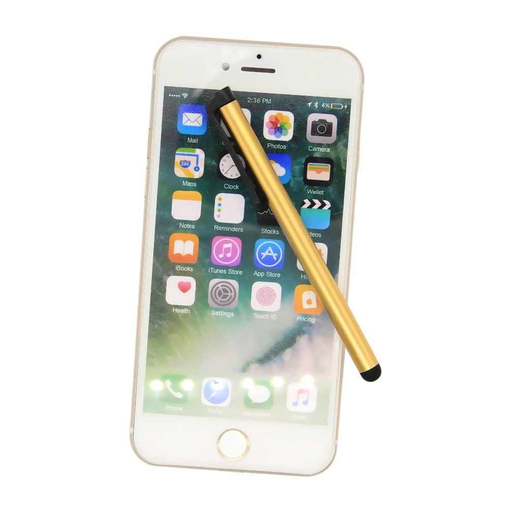 1 قطعة شاشة اللمس بالسعة قلم ستايلس لباد آيفون 5 6 7 8 لسامسونج تابلت عالمي الكمبيوتر هاتف ذكي