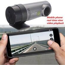 цена на Mini Dash Camera Car DVR Hidden High Definition Tachograph Vehicle-mounted USB Screeless Wifi Traffic Cycle Recording Recorder