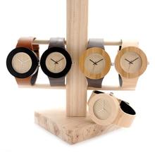 Wooden Grain Watches for Women