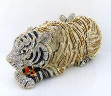 Z1125-6 neue frauen diamanten luxuriöse top abend taschen kupplung messenger schulter kette handtaschen mit acryl portemonnaie