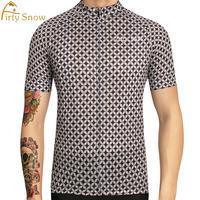 2018 Vélo Plaine Jersey Équipe/Vêtements Tour de France Cyclisme Professionnel/Sec Ajustement Cool Haute Visibilité Vêtements de Cyclisme