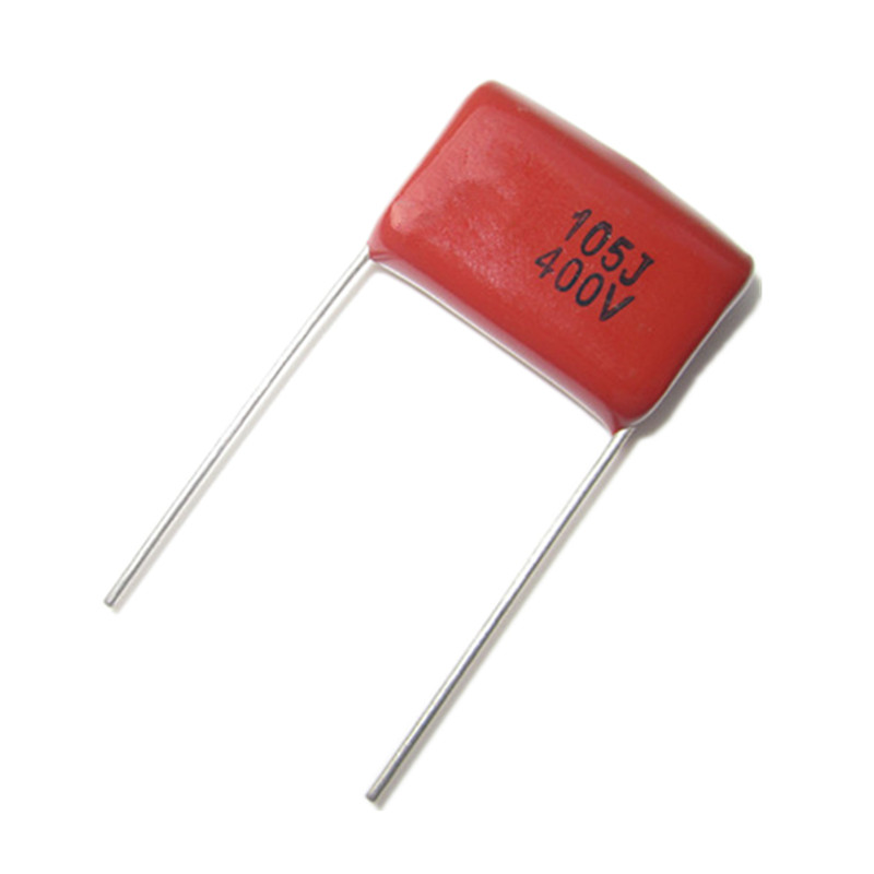 10pcs 400V 1Uf 105J 1000NF Pitch 15mm 400V 5% DIP CBB Polypropylene Film Capacitor