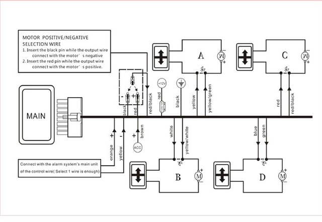 Auto Window Closer Wiring Diagram - Wiring Diagram Shw