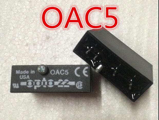 NEW Solid state relay OAC5 DIP 1pcs/lot hot new relay 8980809780 hf3511 12 l 1513006728 1pcs lot