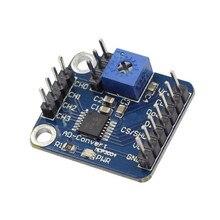 AD Analog to Digital Converter MCP3004 Sensor Module for Arduino and Raspberry Pi