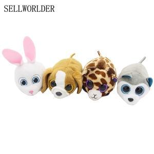 88483316de7 SELLWORLDER Cute 1pcs TSUM TSUM Cats Plush Dolls Toys
