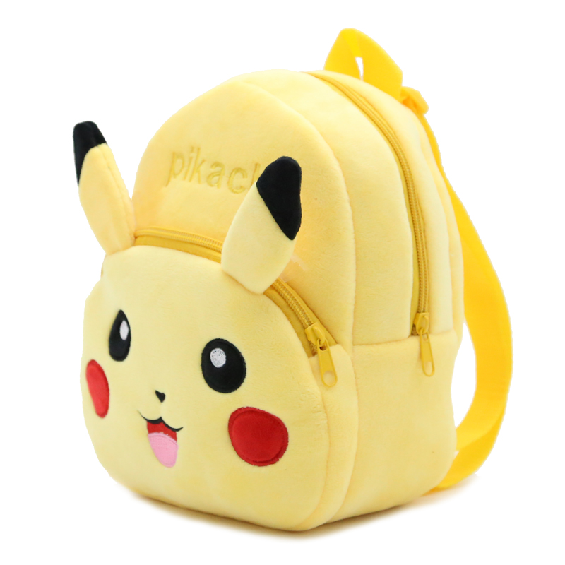 Cute Japanese Anime Pokemon Monster Backpack Boys Girl Cartoon Pikachu Children Small Backpack Kids Toddle Schoolbags Mochila #5