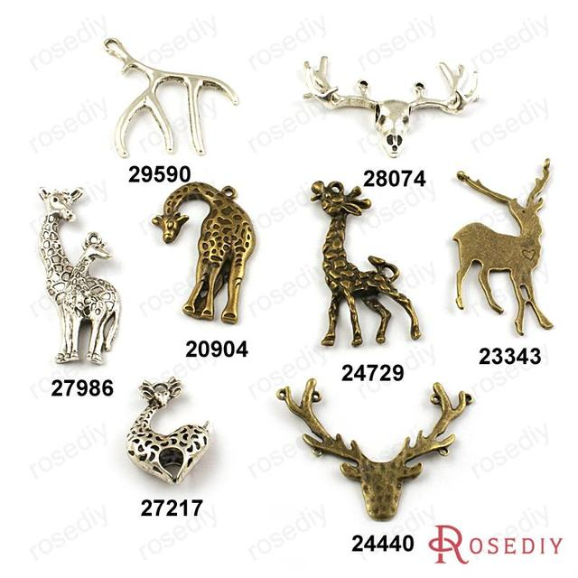 27217wholesale giraffe deer horn charms pendants diy jewelry 27217wholesale giraffe deer horn charms pendants diy jewelry findings accessories more styles can mozeypictures Gallery