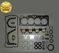 4AFE Engine Full gasket set kit for toyota corolla /AVENSIS Station Wagon /AVENSIS liftback /SPRINTER 04111 16230 50136500 4A FE