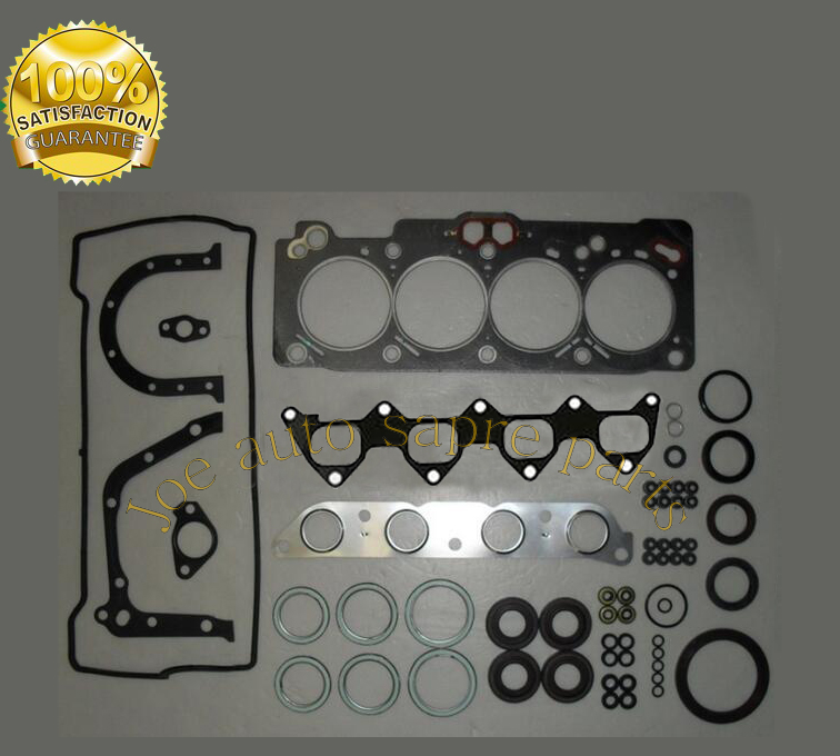 4AFE Motor Voll dichtung set kit für toyota corolla/AVENSIS Station Wagon/AVENSIS liftback/SPRINTER 04111- 16230 50136500 4A-FE