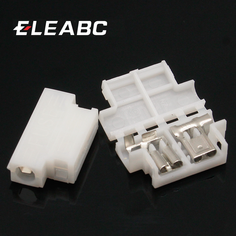 50 kits Auto Standard Middle Fuse Holder