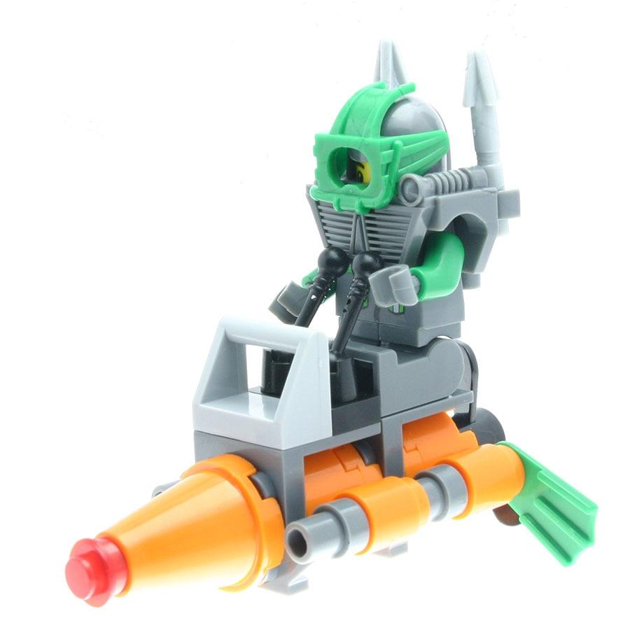 37Pcs/set  Diver Warrior Model Figures Designer Toys for Boys Girls Model Building Kits Compatible with All Brands DT0052