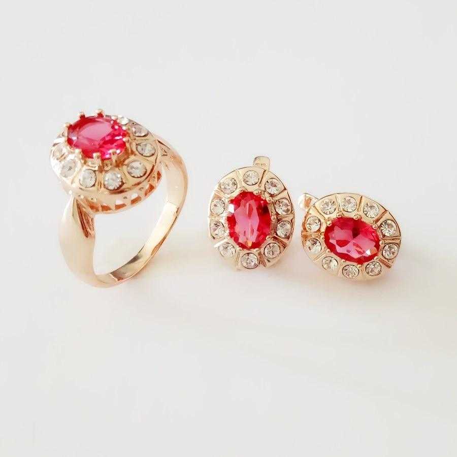 1Set Jewelry Sets Women...