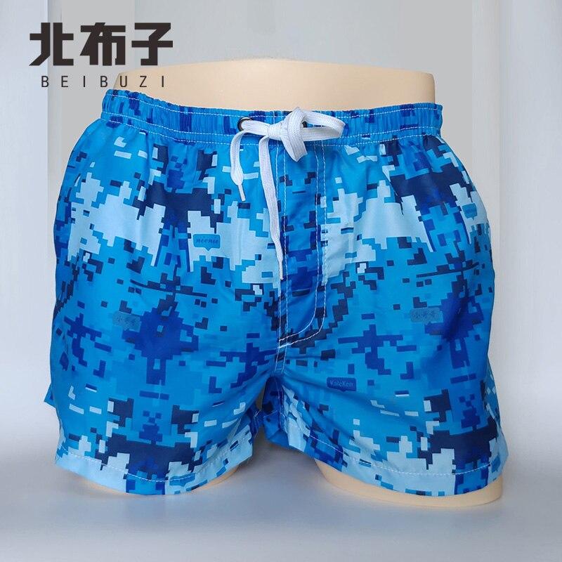 Lmanda 2019 Summer Men Board Shorts Casual Quick Dry Beach Shorts M-6Xl