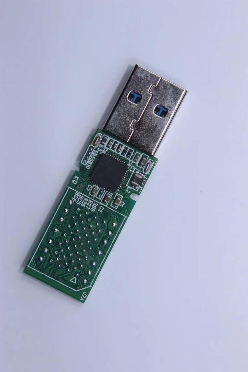 Newest Apple Lga60 Sm3267l Usb 30 U Disk Control Board Pcb Circuit Flash Drive Pcba Dual Pads Iphone Controller Usb30