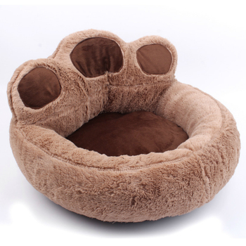 Warm Paw Style Dog Basket