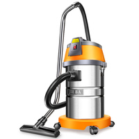 30L Electric Wet and Dry Bucket Vacuum Cleaners Household Commercial & Industrial Vacuum Suction Machine BF501
