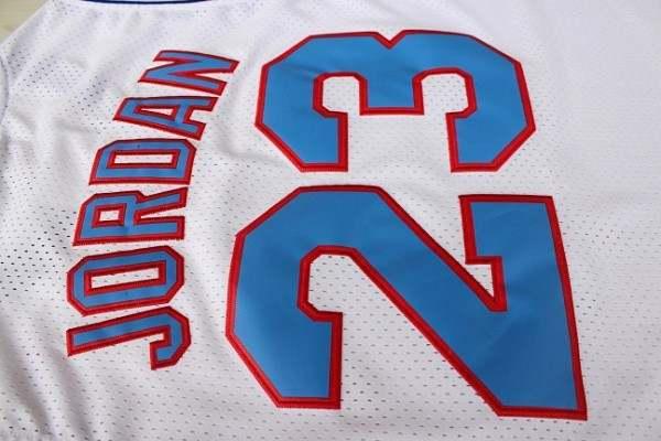 super popular 60729 c3d67 Michael Jordan 23 Space Jam Jersey Basketball Jerseys Tune ...