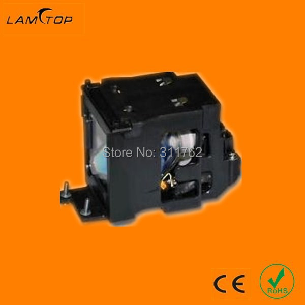 compatible Replacement Projector Lamp with cage ET-LAE100 for  PT-AE200 brand new replacement lamp with housing et lae100 for pt l300u pt ae100 pt ae200 projector