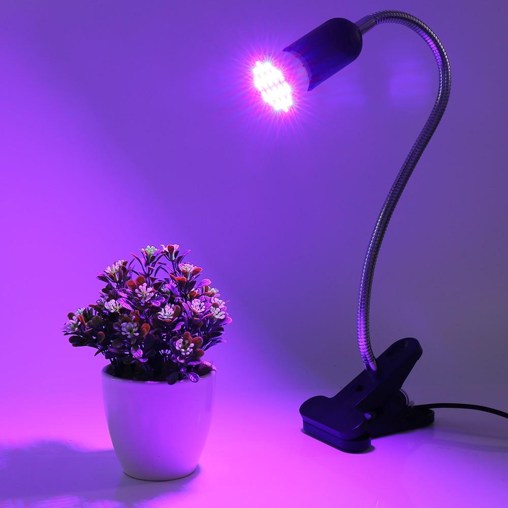 4pcs / lot 4W E27 20Red 16Blue 36Leds LED Bitki Çadır Akvarium - Professional işıqlandırma məhsulları - Fotoqrafiya 5